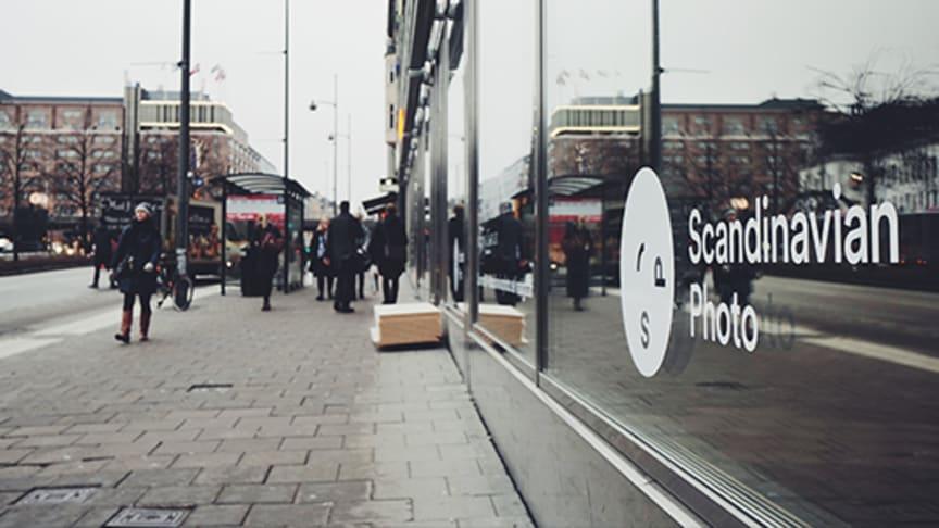 Bild på butiksfasaden sett utifrån. Foto: Johan Borehed