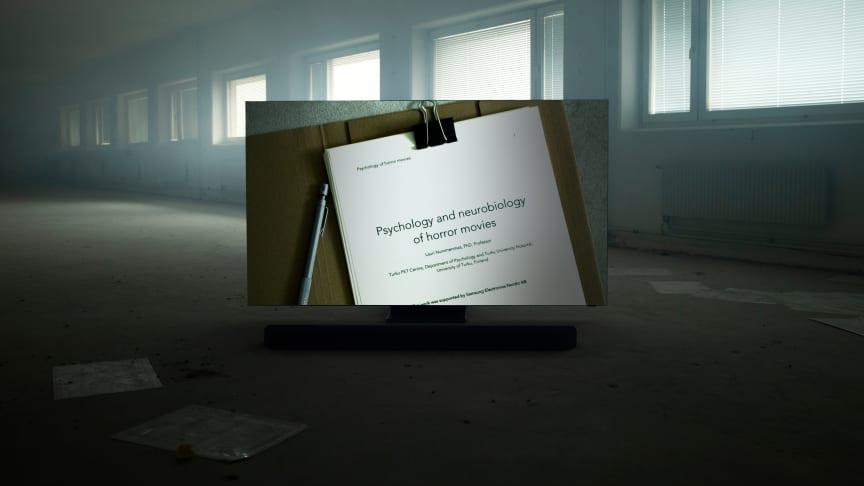 Samsung skaber verdens mest uhyggelige kortfilm på baggrund af videnskabeligt studie