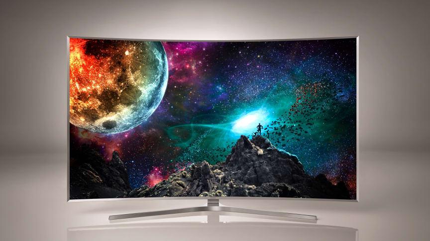 CES 2015:  Samsung afspiller musik 360 grader rundt og revolutionerer Smart TV