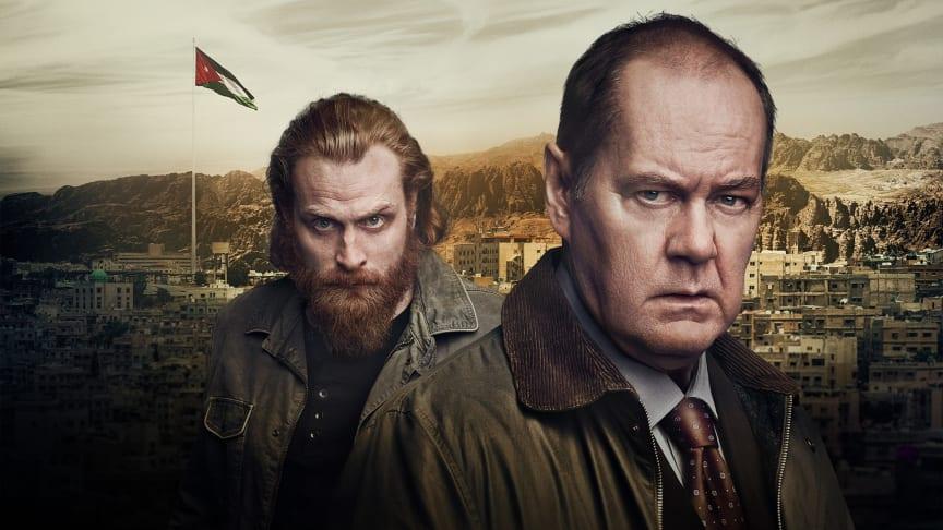 Peter Haber og Kristofer Hivju er stærkt tilbage som henholdsvis Martin Beck og Steinar Hovland i krimiserien Beck