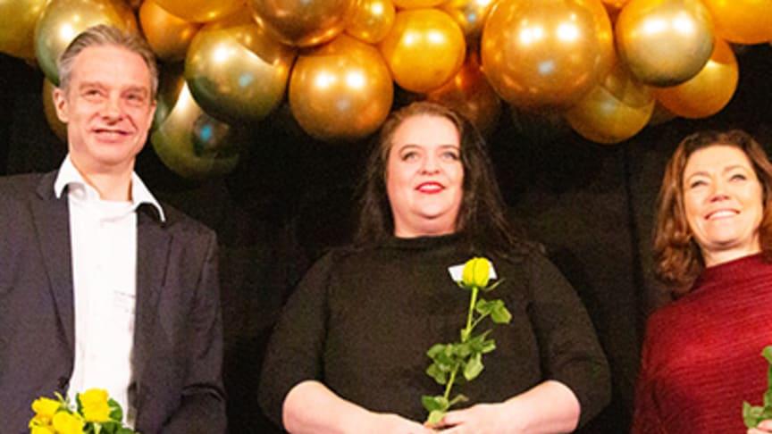 Øystein Eriksen Søreide, Merethe Stave og Kristin Skogen Lund