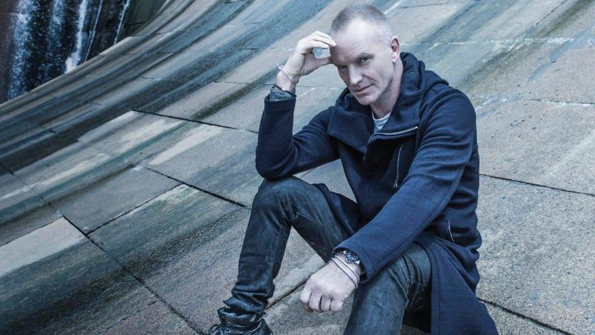 Sting koncerten i Helsingør den 4. august er udsolgt.