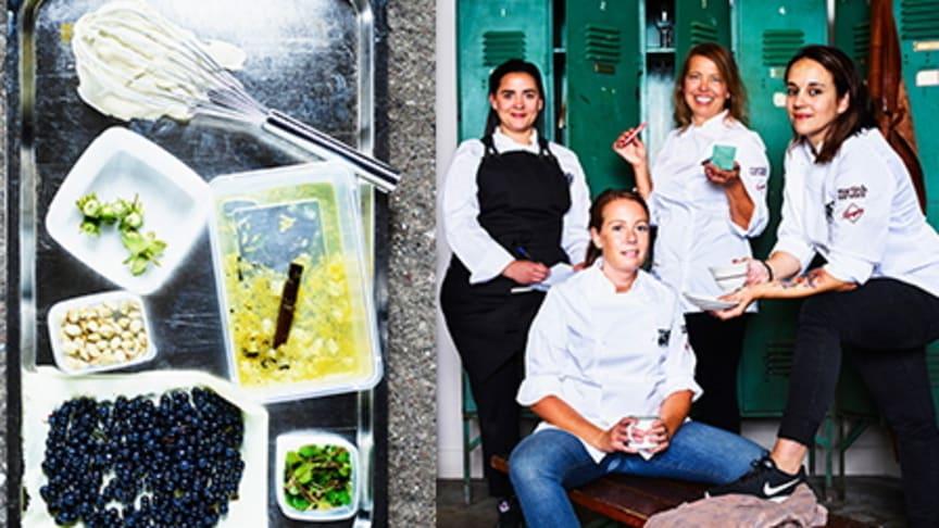TakeOver Sverigeturné tar över köket på Rex Brasserie 19-20 oktober