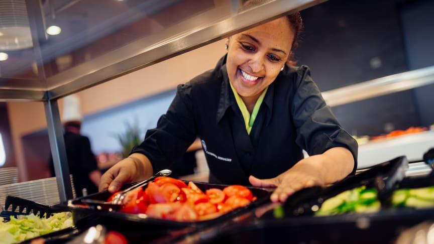 ISS tecknar nytt avtal med Lidingö stad om måltider till skola och äldreomsorg