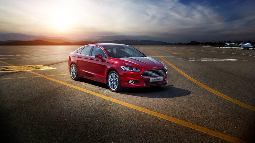 Nye modeller ga Ford sterk medvind i Europa – og førsteplass som nyttekjøretøymerke