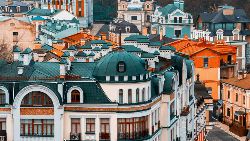 Kiev, Ukraine. Foto: Colourbox