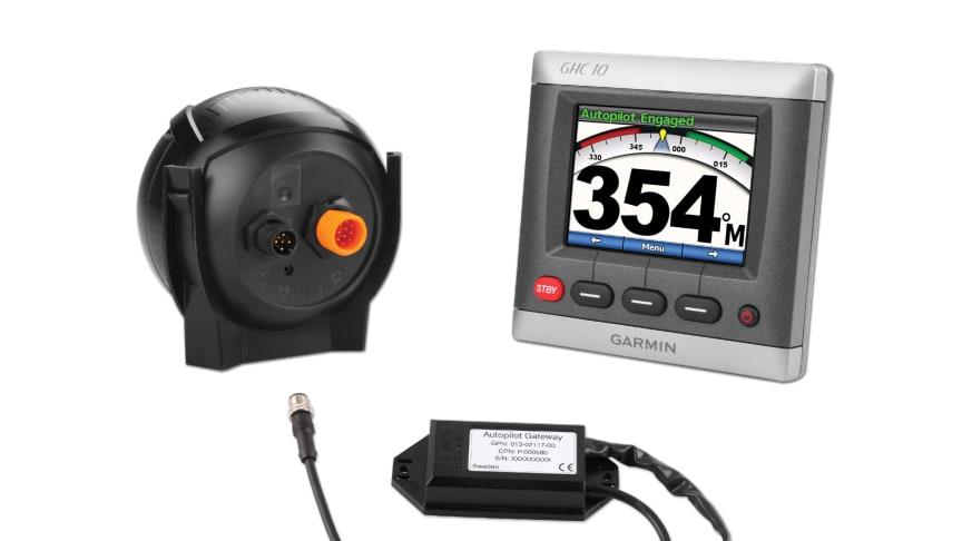 Garmin® presenterar GHP™ 20 Yamaha® Helm Master™ Autopilot