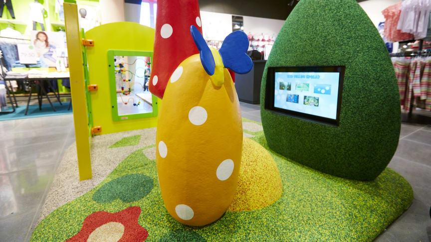 PREEM utvecklar sina stations koncept med RODECO Pop Up Play.