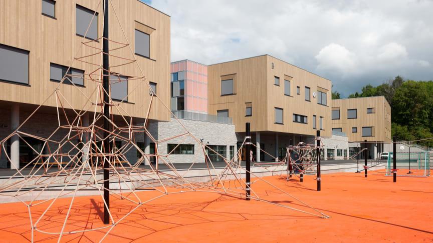 Hersleb vgs. og Bjørnsletta skole nominert til Oslo bys arkitekturpris