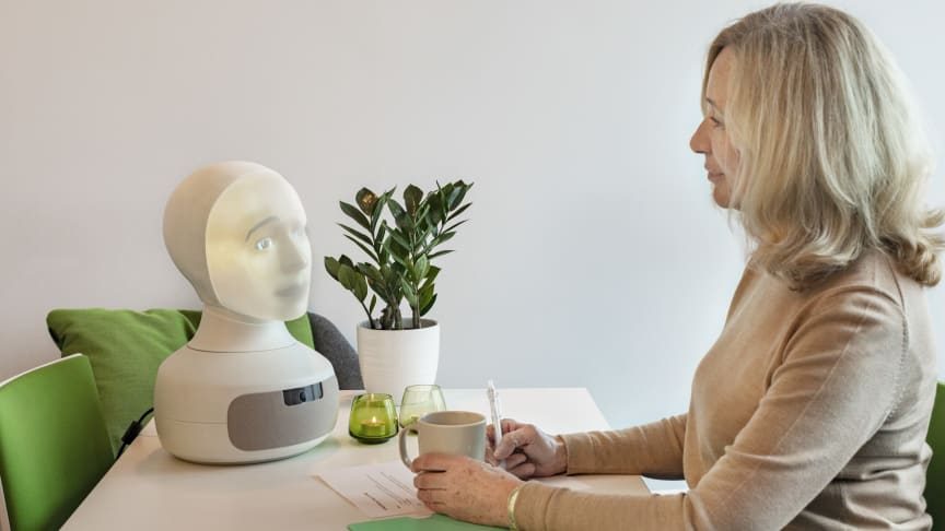 ​Swedish Muncipality First in the World to Use Social Interview Robot Tengai in Recruitment