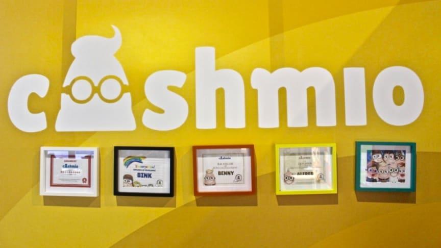 Cashmio mukana pelialan konferenssissa / Sigma 2017