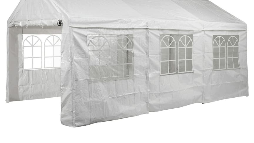 Ny Produkt: Partytält PE 3x6 meter   Friluftsvaror