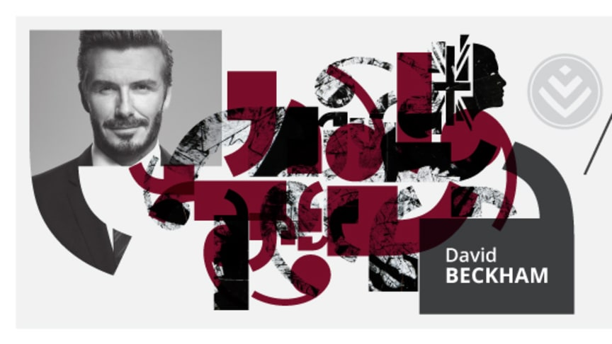 David Beckham to address the Discovery Leadership Summit