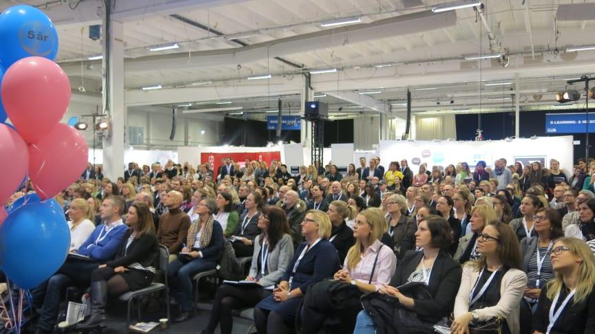 Publikrekord på Möten & Events Stockholm 2016