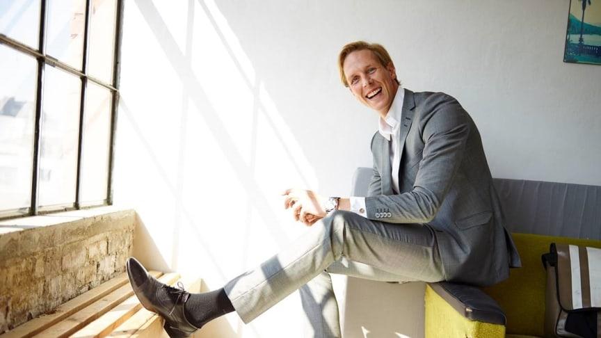 Johannes Rath, CDO der SIGNAL IDUNA, leitet auch signals, die neue SIGNAL IDUNA-Marke