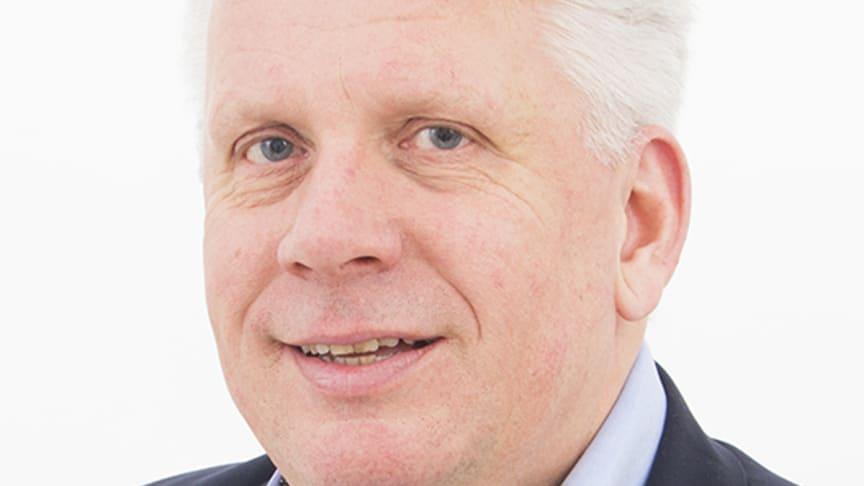 Dahl välkomnar Micael Holmberg till tjänsten som chef för affärsområde fastighet