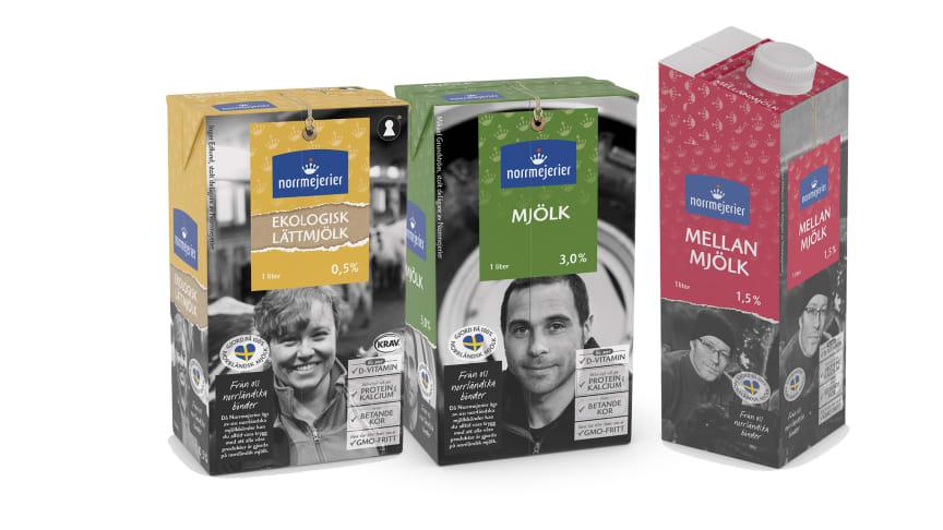 Välkommen intäkt till Sveriges mjölkbönder