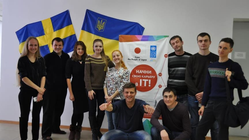 UNDP launched IT-trainings for IDPs in Odesa and Poltava