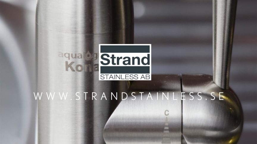 Ozonblandare och andra trygga och medvetna produkter från Strand.
