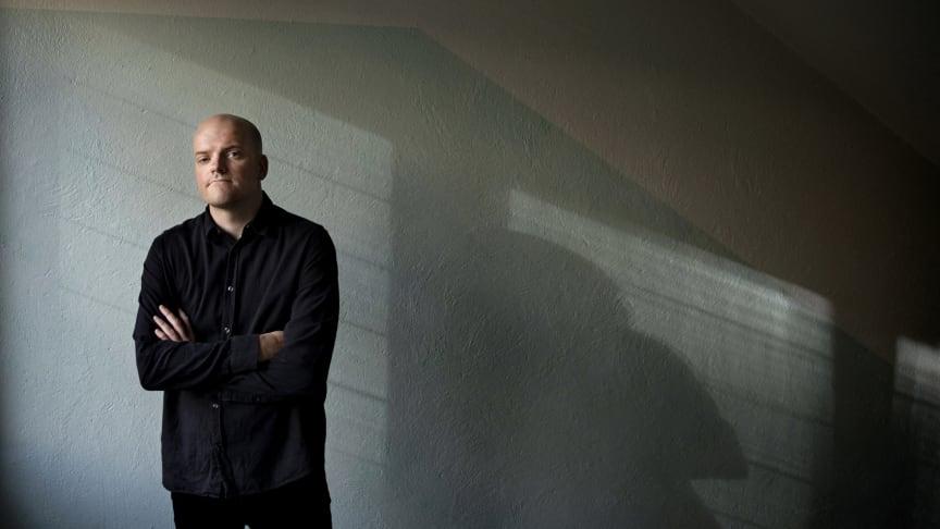 Henrik Bromander. Foto Emil Malmborg.