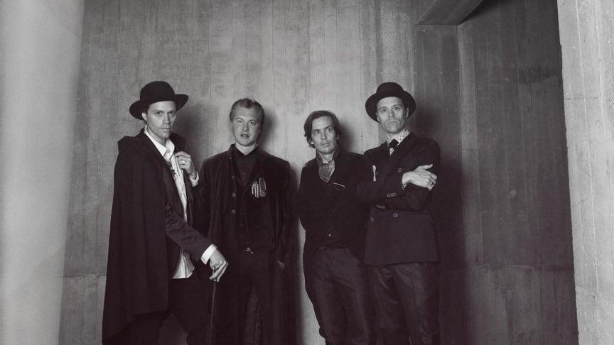 """The William Blakes er klar med ny single. """"Give it a Try"""" udkommer i dag."""