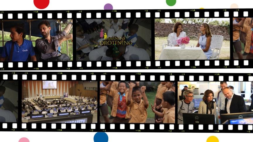 Nu kommer dokumentären om Childhood