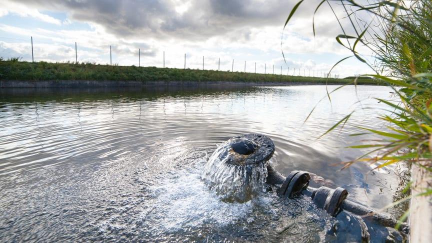 Nytt skånskt forskningssamarbete om vatten