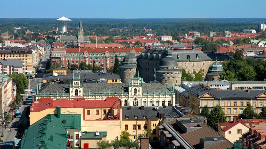 Foto: Örebro kommun, Fredrik Kellén
