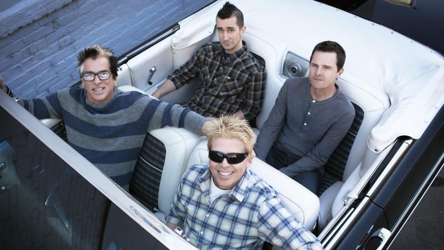The Offspring kommer till Grönan den 2 juli