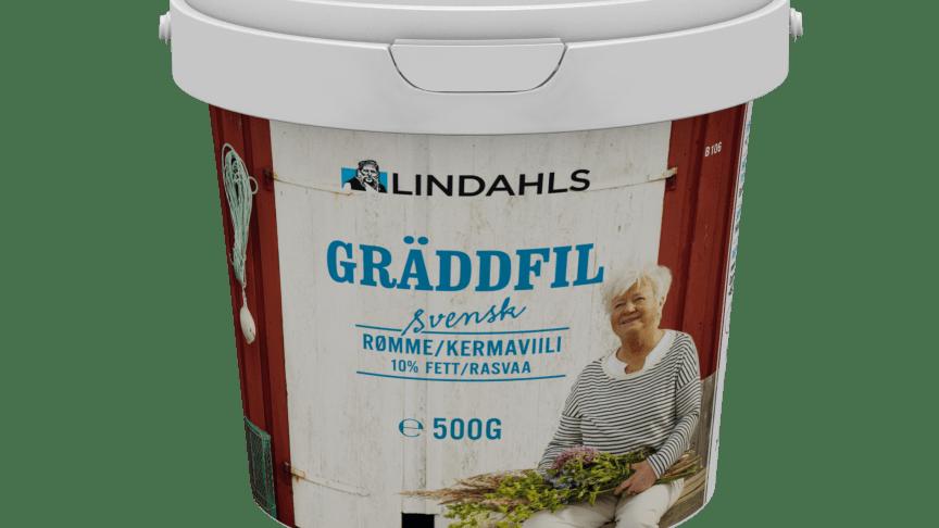 Lindahls presenterar en svensk klassiker - Gräddfil!