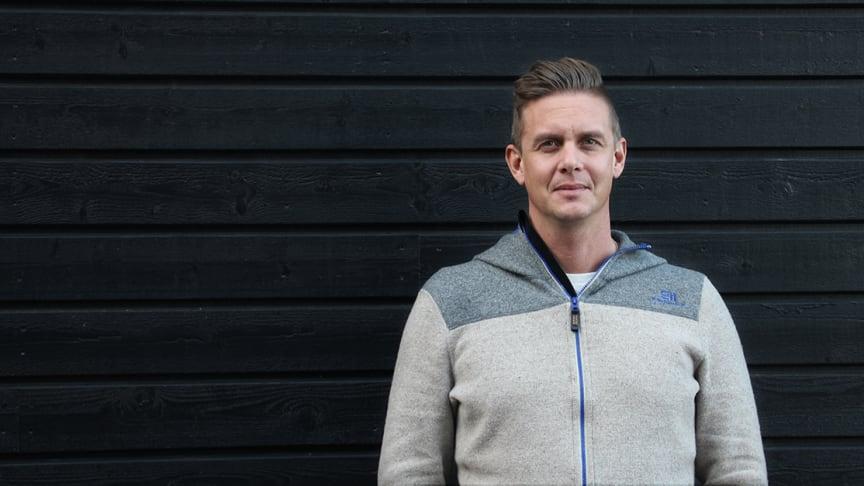 Magnus Nordström, VD Klätterteknik