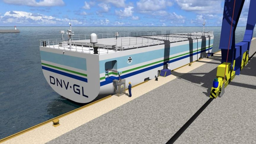 Cavotec co-launches Norwegian shore power initiative