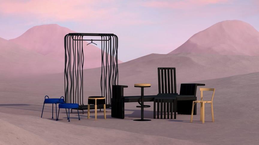 Beckmans Design Collaboration 2020, Epilogue - A Love Story