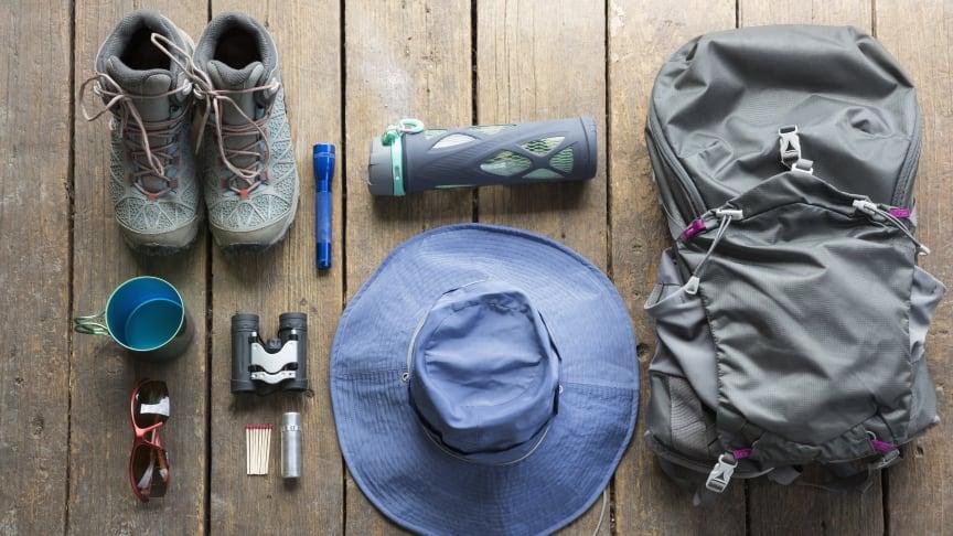 Årets Begagnade Julklapp 2017 är vandringsutrustning