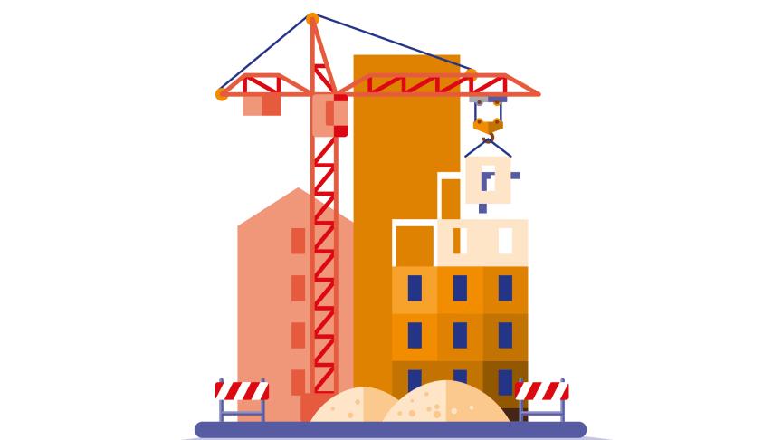 SABOs Byggherreråd presenterar  i dag på Fastighetsdagarna konkreta reformförslag i rapporten Allmännyttans byggagenda för ökad och uthållig nyproduktion