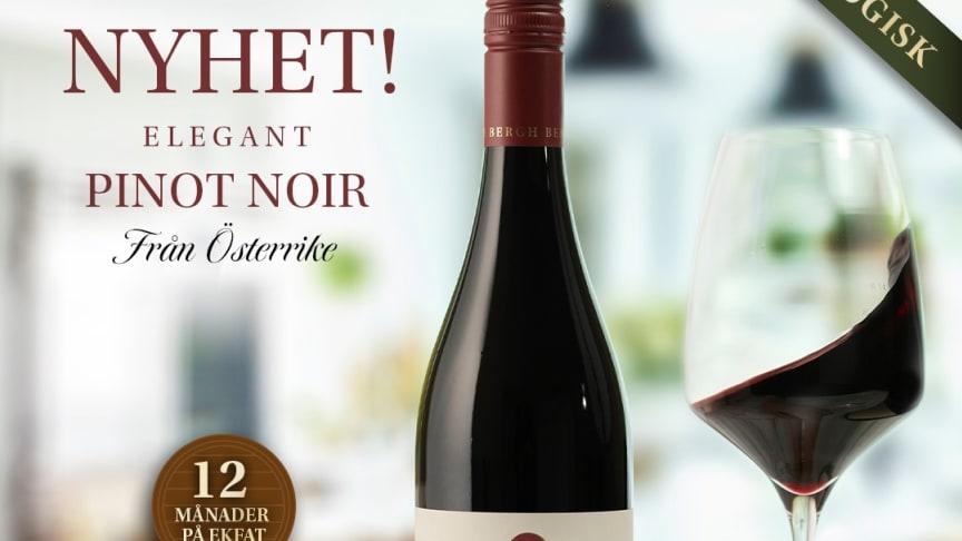 Bergh Pinot Noir från Österrike