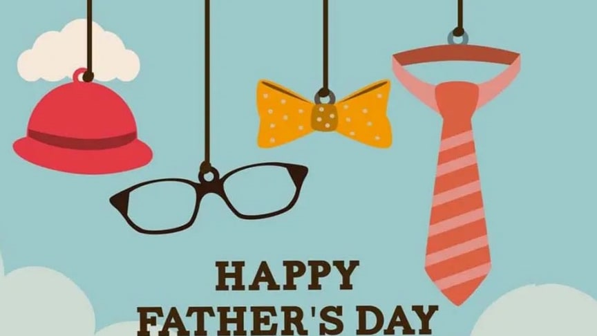 Father's Day eCard graphic