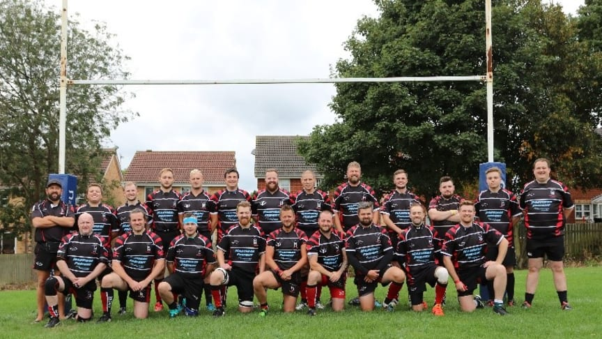 Local rugby club Mosborough RUFC has been chosen by Sheffield-based employees at Mondelēz International to receive a donation of £5,000