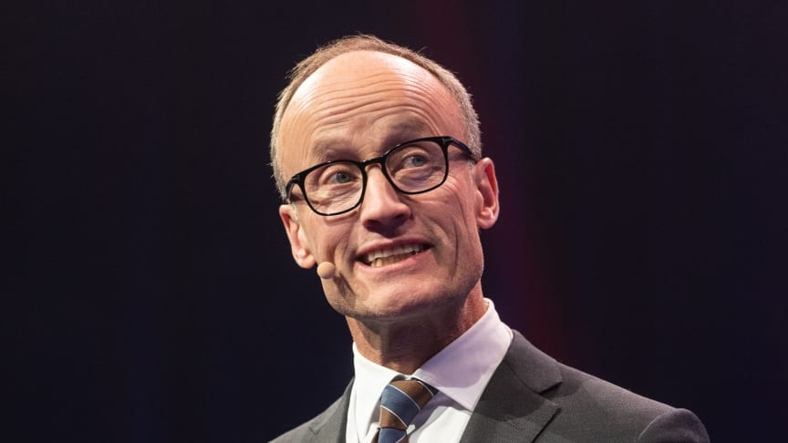 Administrerende direktør i Enova, Nils Kristian Naksta.