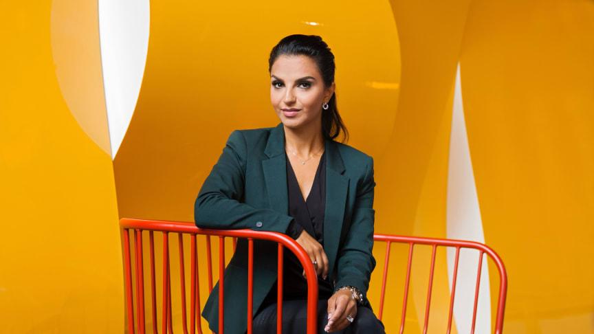 Femina förstärker sitt profilteam och rekryterar föreläsaren och författaren Shoka Åhrman