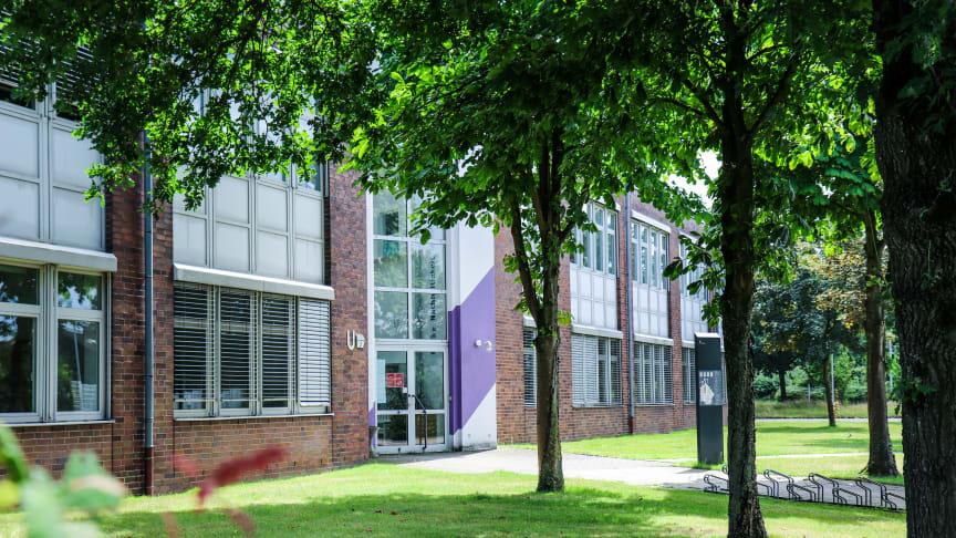 Das ISPA-Gebäude auf dem Campus der Universität Vechta
