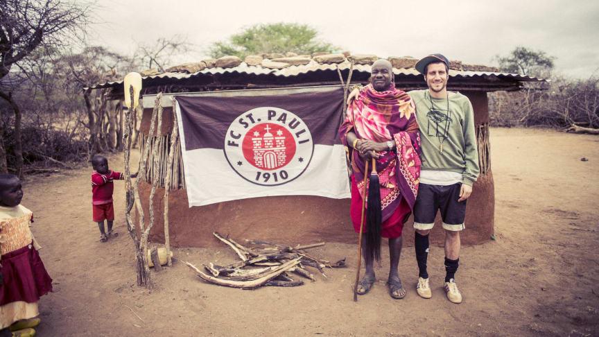Kenya MICHA FRITZ FCSP style by Paul Ripke