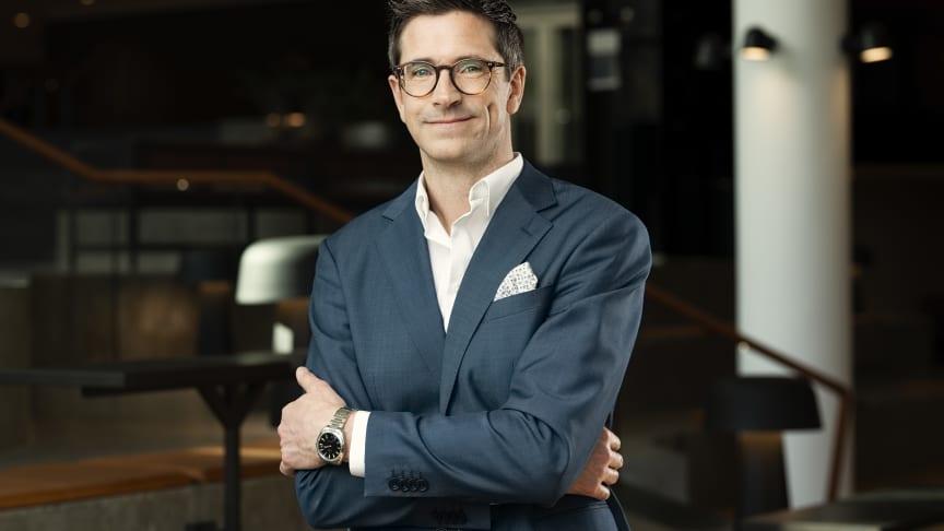 Affärsområdeschef Ulf Cato Sabis Hotell & Möten