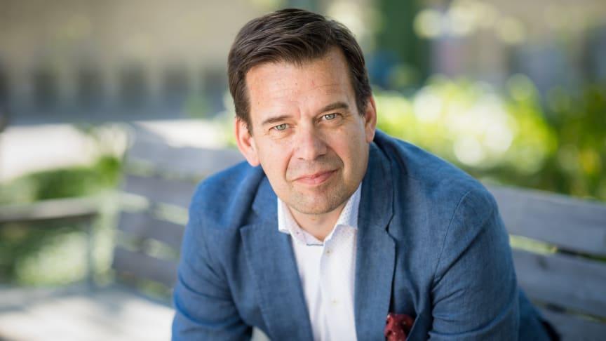 Leif Bohlin, fd CEO på SaaS-bolaget Unifaun, börjar på Monterro.