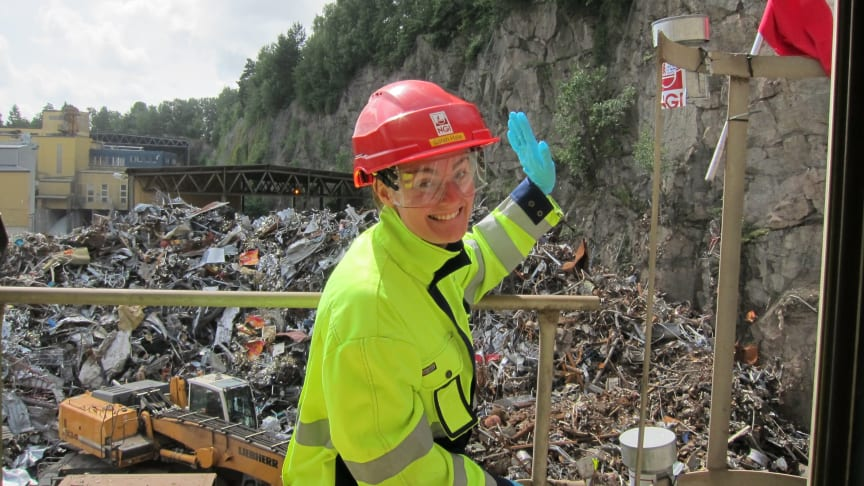 Are we recycling contaminants in a circular economy?