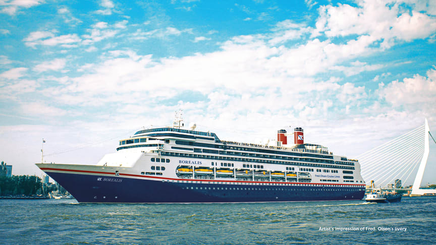 Fred. Olsen Cruise Lines reflects on 'the best of 2020' as it prepares to welcome back guests in 2021
