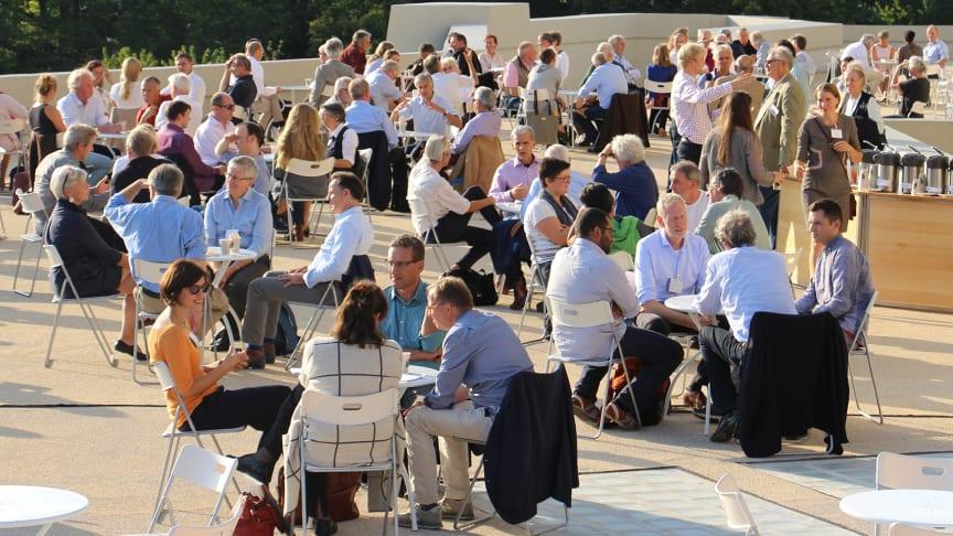 Lebendiger Austausch beim World Goetheanum Forum, 28. bis 30. September 2018, Goetheanum