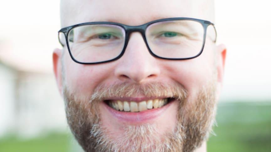 Marcus Nohlberg, lektor i datavetenskap vid Högskolan i Skövde