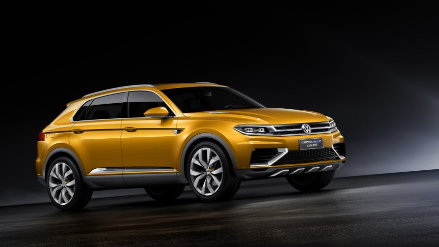 New Volkswagen SUV concept makes global debut at Shanghai Show