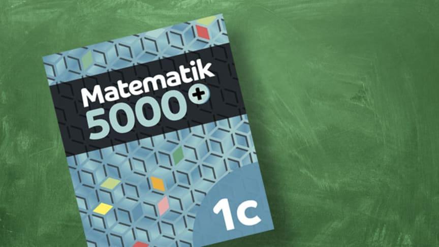 Programmera med nya Matematik 5000+ 1c